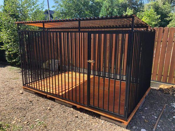 Tani kojec,klatka,boks dla psa 2x2, solidny i wytrzymały, stalowy