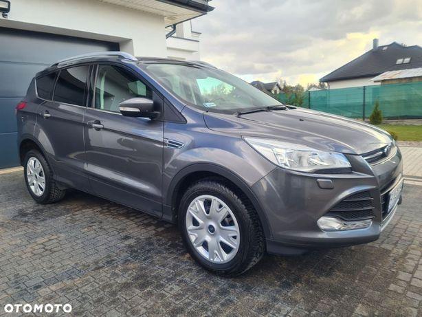 Ford Kuga 1.6 Eco Boost Pierwszy właściciel, bezwypadkowy Faktura VAT