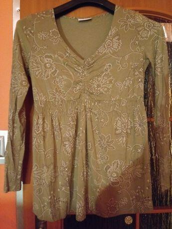Bluzeczka ciążowa i do karmienia z firmy C&A rozmiar L