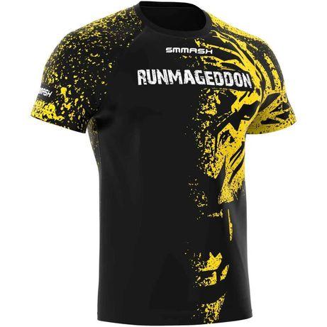 RUNMAGEDDON koszulka smmash XL