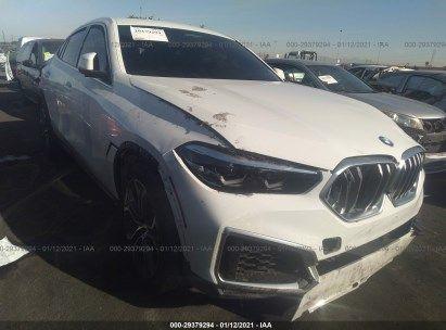 Запасти BMW x6 G06 2020