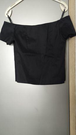 Sprzedam bluzkę czarną wieczorowa z laycra Warszawa.