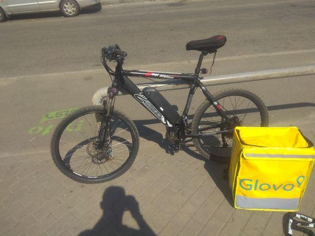 Электровелосипед Dual slalom 2danger 500w 13A 32v