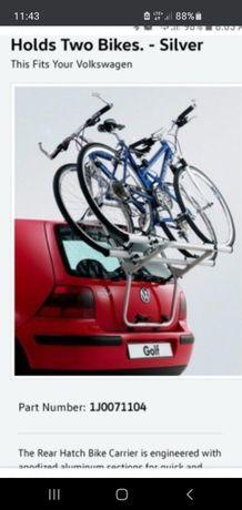 Wieszk na rowery bagaznik rowerowy org VW