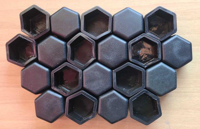 Tampas em selicone para tapar porcas roda carro