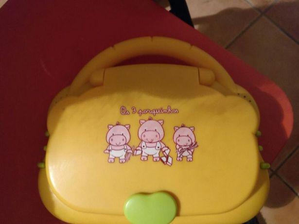 Computador de criança