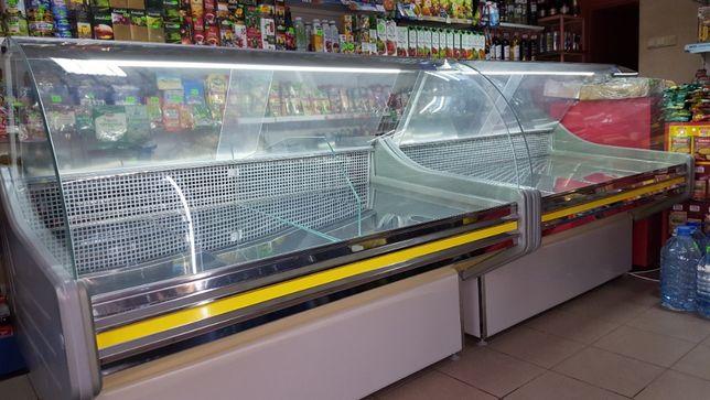 Витрины холодильные новые и Б/У. Недорого.