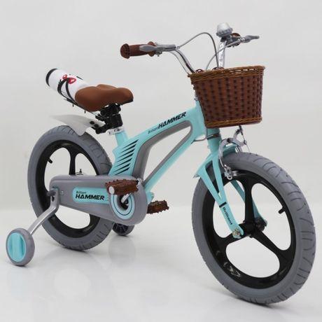 """АКЦИЯ Детский Велосипед Hammer Brilliant 16"""" Самый лёгкий КИЕВ"""
