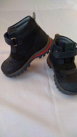 Ботинки K.Pafi деми размер 24 кожа стелька кожа ортопедическая