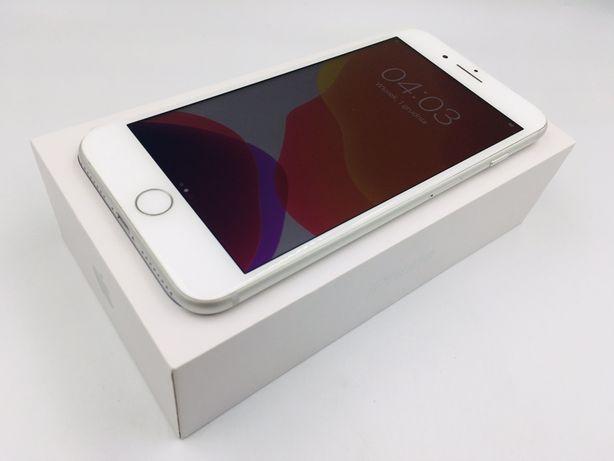 iPhone 8 PLUS 64GB SILVER • NOWA bateria • GWAR 1 MSC • AppleCentrum