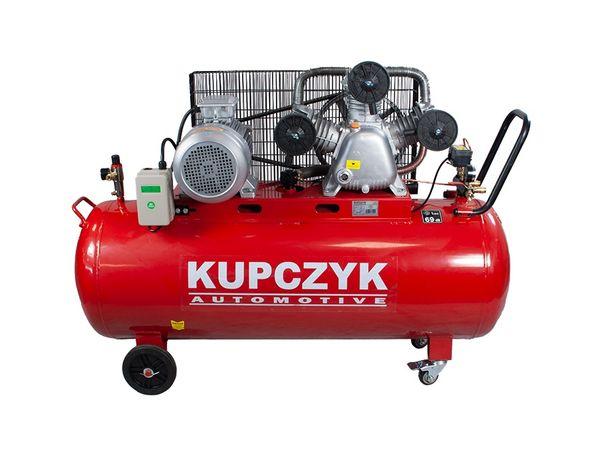 Kompresor Sprężarka 3 tłoki 300L KKT1300/300 Kupczyk Wys 0zł 1300l/mKR