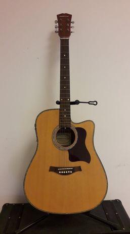 Gitara elektroakustyczna zamienię