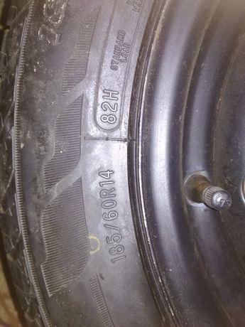Запаска, запасное, колесо, 185 60 14, 4х100