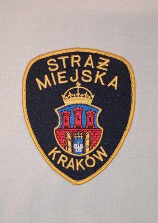 Naszywka Straż Miejska Kraków
