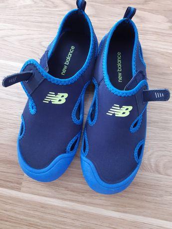 New Balance Buty sandały sportowe rozmiar 35 dla chłopca