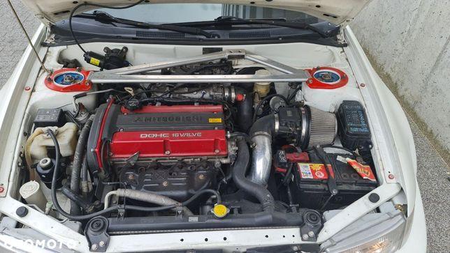 Mitsubishi Lancer Evolution Evo lancer VI z klatka i szepra