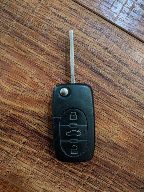 Продам ключ Audi a6 c5