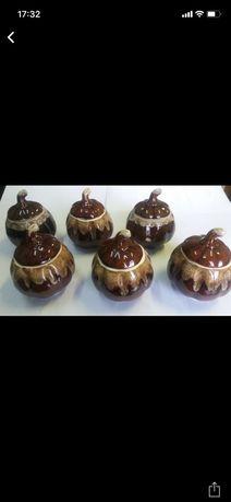 Керамические горшочки для запекания