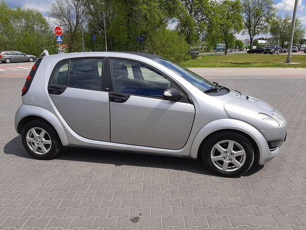 Smart forfour 1,3 benzyna