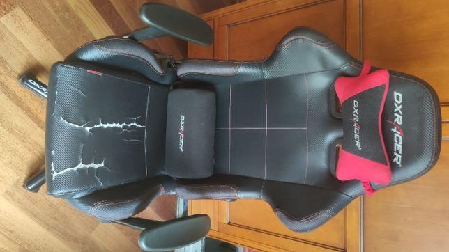 Fotel gamingowy DXRacer do komputera