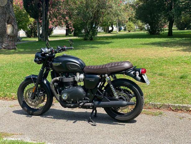 Triumph Bonneville T120 Black Edition