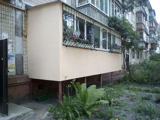 Ремонт балконов под ключ!