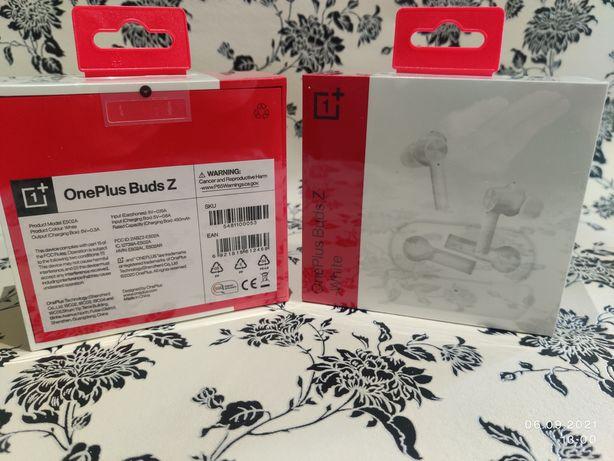 Беспроводные наушники  TWS OnePlus Buds Z,  оригинал