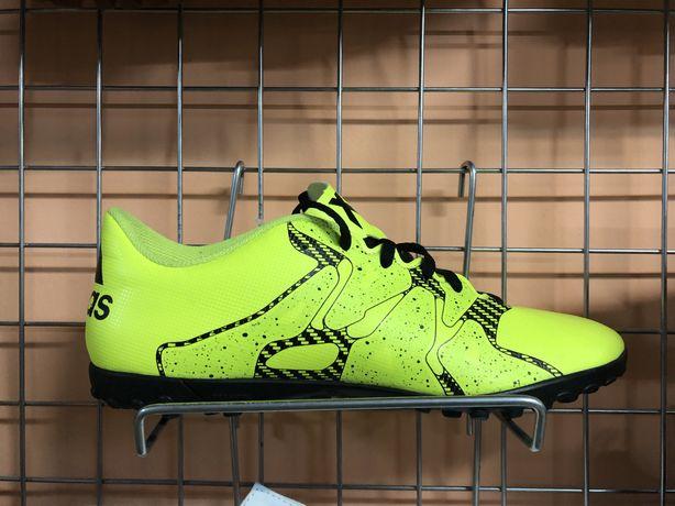 Adidas X 15.4 TF 41 1/3 nowe oryginalne turfy