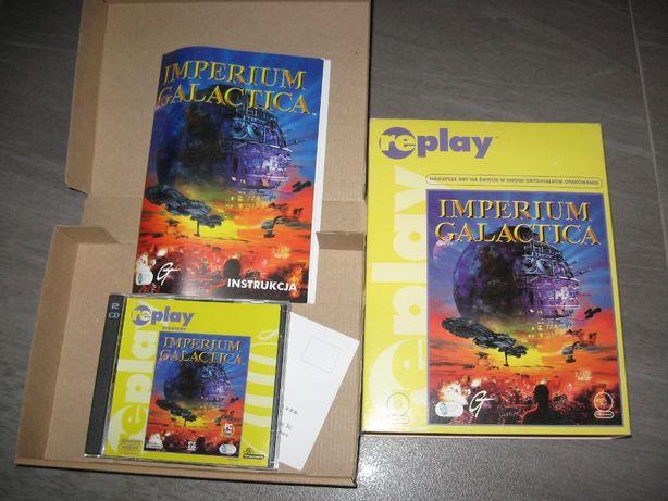 Gra na PC BOX Imperium Galactica