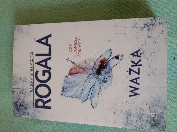 NOWA Książka 'Ważka' Małgorzata Rogala