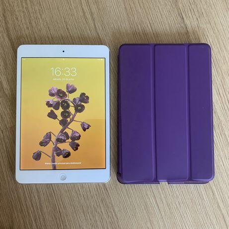 Apple Ipad Mini 2 16GB Wifi + Celular em bom estado