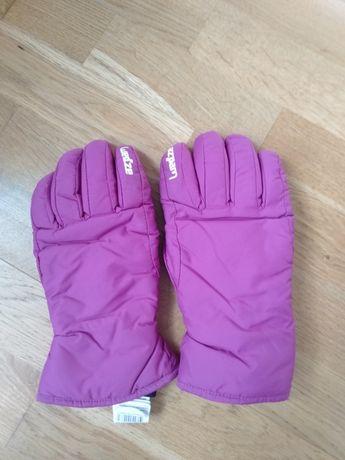 Rękawiczki Wedze narciarskie damskie fuksja fiolet