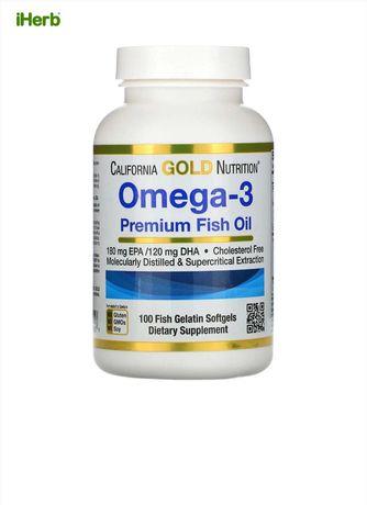 Акційна Омега-3 преміум якості
