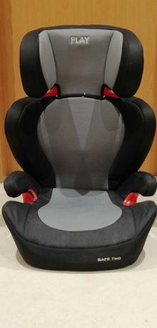 3 Cadeiras auto: Chico + Play Safe + Zippy IZZYGO - Grupos 1 a 3