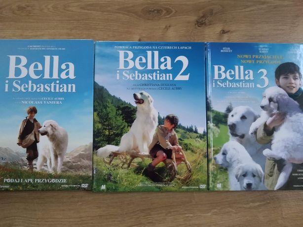 "Trylogia filmów ""Bella i Sebastian"""