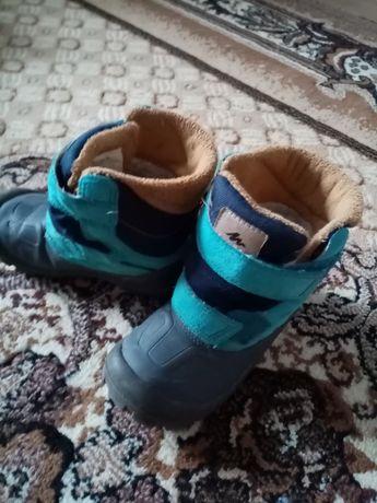 Зимние ботинки для мальчика 26 размер