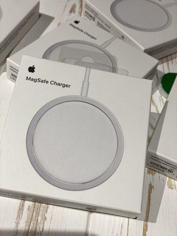 Apple MagSafe Charger 15w Бепроводная зарядка Apple