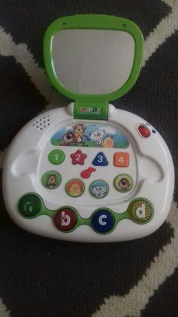 Laptop zabawka edukacyjny