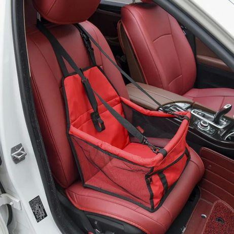 Assento/tapete/saco de carro para cães/gatos novo