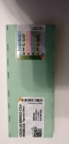 Płytki wieloostrzowe WALTER GX24-2E300N02