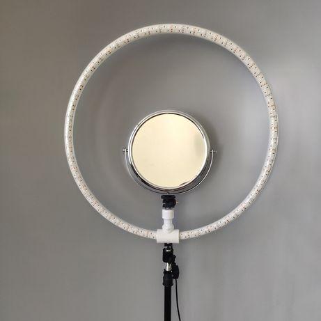 Зеркало 20 см для кольцевых ламп.