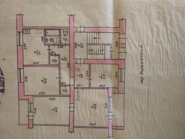 4-комнатная квартира в г.Вознесенск. Реальному покупателю уступлю.