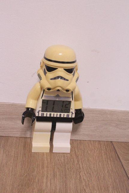 Годинник лего Star Wars, оригінал lego Звездные войны штурмовик часы