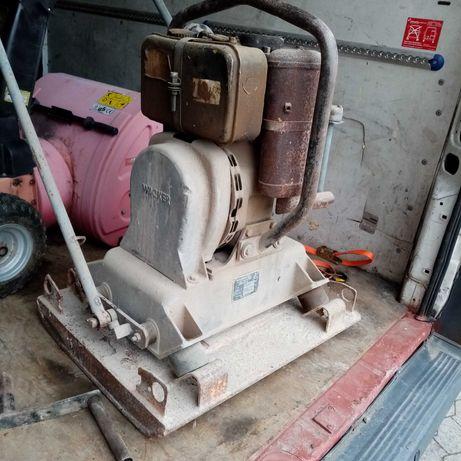 Zagęszczarka wacker diesel 300kg