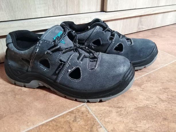 Obuwie robocze damskie 39r buty z blacha