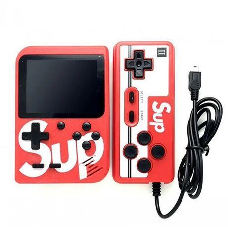 Приставка портативная игровая консоль Sup Plus 400 в 1 Game Box