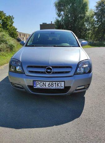 Opel Signum 1.9 CDTI 150 KM Automat