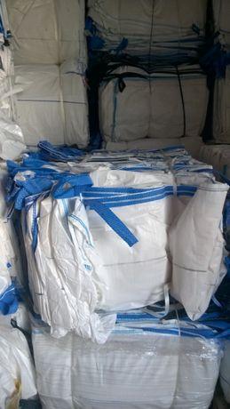 Big Bag worki w dużej ilości 90/90/140 cm idealne na gruz,kamień