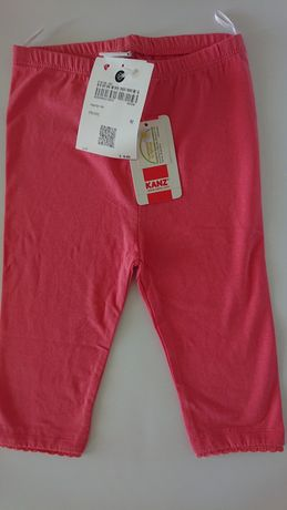 Nowe legginsy firmy KANZ