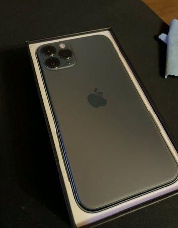 IPhone 11 PRO , 256 гб Green, ios - 14 Neverlock